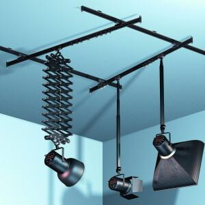 Потолочные подвесные системы
