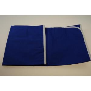 Фон для лайтбокса 120х220 см синий Aurora ALD 120 Blue