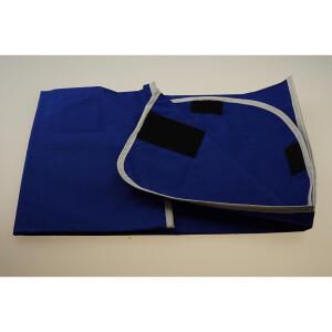 Фон для лайтбокса 80х100 см синий Aurora ALD 80 Blue