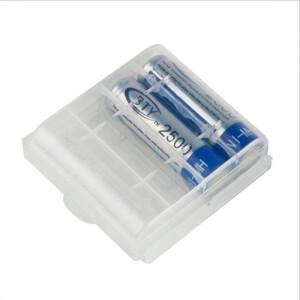 Кейс коробочка для хранения аккумуляторов Fotokvant NVF-3062
