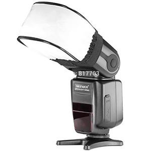 Универсальный нейлоновый диффузор для вспышек Canon/Nikon/Sony/Pentax/Olympus Fotokvant NVF-6898
