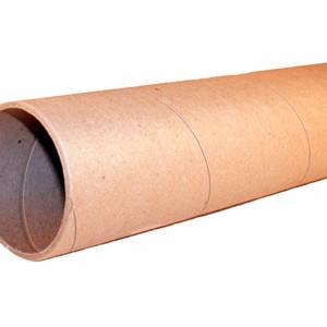 Труба картонная для студийных фонов 210 см Fotokvant NVF-635