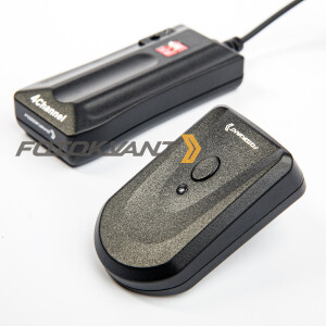 Радиосинхронизатор для студийных вспышек с разъемом 3,5 Fotokvant WT4-35