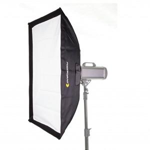 Софтбокс 60х90 см с адаптером Bowens Fotokvant SB-6090BW