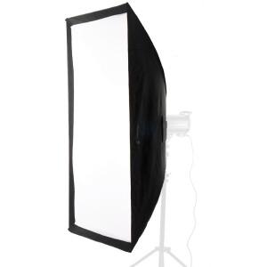 Стрипбокс серии Evenly 30х160 см с адаптером Bowens Fotokvant SBE-30160BW софтбокс