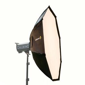 Быстрораскладной октобокс 120 см с адаптером Bowens Fotokvant SBR-120BW софтбокс