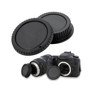 Комплект крышка задняя для объектива и байонета камеры для Nikon Fotokvant NVF-9011