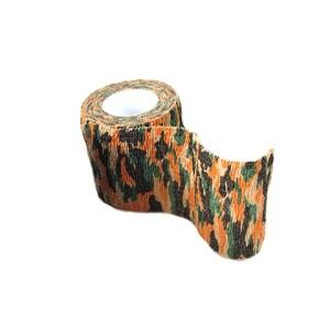 Водонепроницаемая клейкая лента камуфляжного цвета опавшая листва Fotokvant Tape-07 Khaki