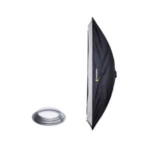 Стрипбокс 30х120 см с адаптером Hensel Fotokvant SB-30120HE софтбокс
