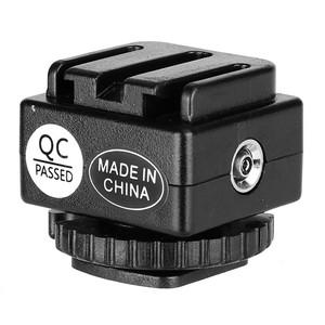 Fotokvant C-S1 переходник-адаптер со стандартного башмака на Sony/Minolta