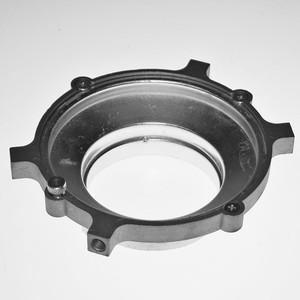 Кольцо под стрипбокс Bowens 152 мм Fotokvant SR4-8-BW Strip