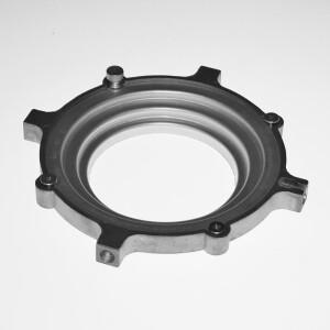 Кольцо установочное для квадрабоксов Hensel 152 мм Fotokvant SR4-8-HE Square