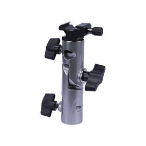 Кронштейн-крепление для накамерной вспышки и зонта на стойку Phottix Varos Pro Mini (87201)