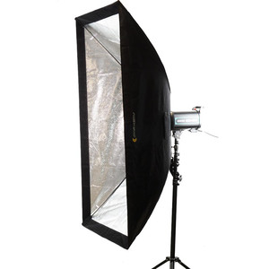 Софтбокс 75х150 см с адаптером Bowens Fotokvant SB-75150BW