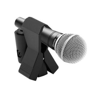Зажим для микрофона с установкой на резьбу 3/8 дюйма и 5/8 дюйма Fotokvant MAC-03