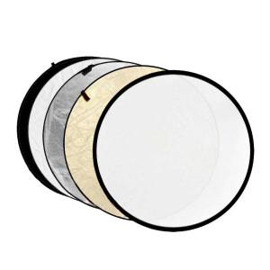 Светоотражатель 5в1 80 см Fotokvant R5-80v2 отражатель