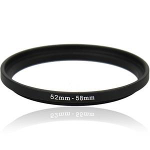 Повышающее кольцо для фильтров 52-58 мм Fotokvant LADU 52-58
