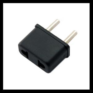 Адаптер-переходник для розетки Fotokvant AC US-EURO