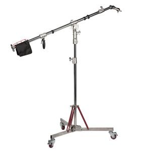 Стойка-журавль 220 см для студийного оборудования Fotokvant LSB-3050 PRO
