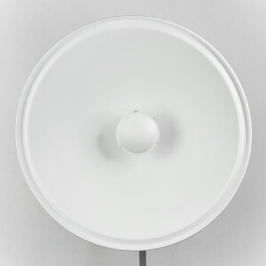 Софтрефлектор 55 см белый универсальный c адаптером Hensel Fotokvant SR-550W-HE