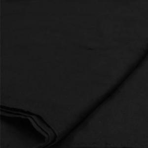 Фон тканевый 3х3м черный Fotokvant BG-3030 Black