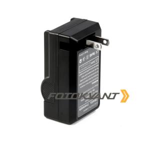 Зарядное устройство для аккумуляторов серии NP Fotokvant NP-F-CH1
