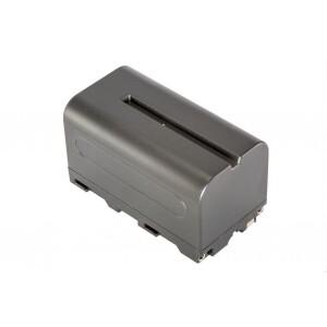 Аккумуляторная батарея ёмкостью 4400 mAh Fotokvant NP-F750/F770