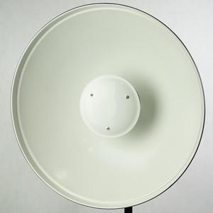 Софтрефлектор белый 42 см универсальный c адаптером Hensel Fotokvant SR-420W-HE