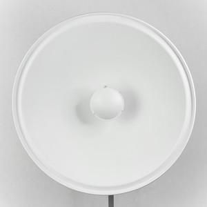 Софтрефлектор белый 55 см универсальный с адаптером Elinchrom Fotokvant SR-550W-EL