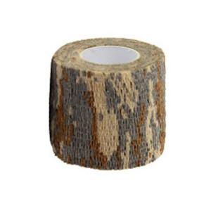 Водонепроницаемая клейкая лента камуфляжного цвета пустыня Fotokvant Tape-24 Khaki