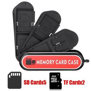 Кейс для хранения карт памяти Lynca KH4