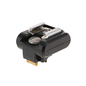 Адаптер горячий башмак для камеры Sony NEX3/NEX-3C/NEX-5/5C/5N Fotokvant NEX-C