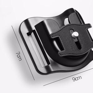 Быстросъемная пряжка для крепления камеры Fotokvant NVF-6358