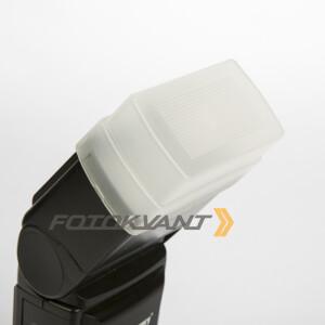 Рассеиватель пластиковый для вспышки Canon 380ex Fotokvant SBF-SB-380
