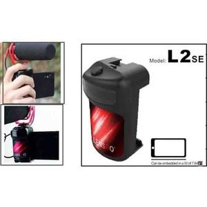 Держатель для смартфона с холодным башмаком Lensgo L2SE