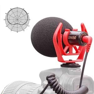 Микрофон пушка кардиоидный для DSLR или смартфонов Lensgo LYM-DMM1