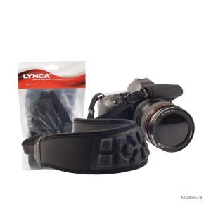 Ремень для фотоаппарата черный Lensgo SF8