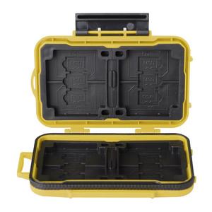 Lynca KH6 Yellow кейс для карт памяти желтый