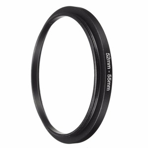 Повышающее кольцо для фильтров 52-55 мм Fotokvant LADU 52-55
