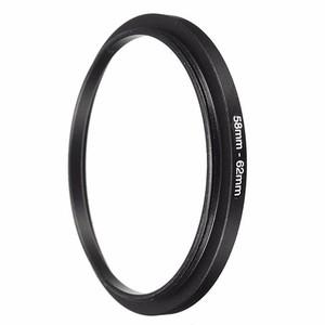 Повышающее кольцо для фильтров 58-62 мм Fotokvant LADU 58-62