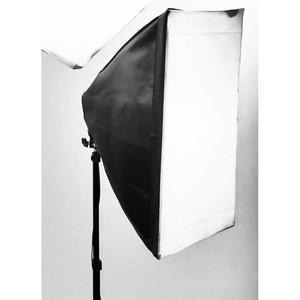 Fotokvant LED-48SB светодиодный осветитель 3200-6000К с софтбоксом 50х70