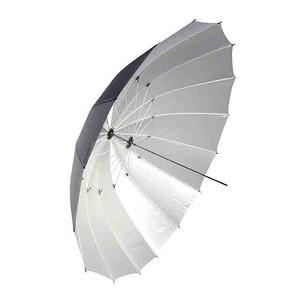 Fotokvant U-101W-16 зонт белый на отражение 101 см 16-спицевый