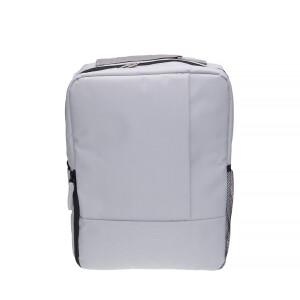 Рюкзак-трансформер для фотоаппарата цвет серый Fotokvant Backpack-01 Grey