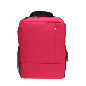 Рюкзак-трансформер для фотоаппарата цвет красный Fotokvant Backpack-01 Red