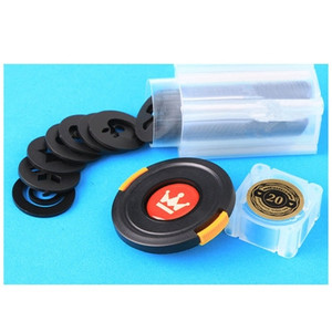 Крышка с насадками для фигурного боке 36 масок для 49 мм Fotokvant CAP-49х36