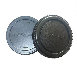 Комплект крышка задняя для объектива и байонета камеры для Olympus Fotokvant CAP-O-Kit