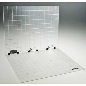 Столик-книжка 35х27 см прозрачный Fotokvant DAN-2318
