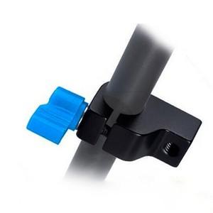 Fotokvant FLH-39 зажим для стандартного рига 15 мм с резьбой 1/4 дюйма