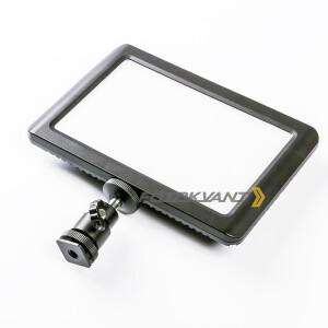 Накамерная светодиодная панель ультратонкая 192 диода 3200-5600К Fotokvant LED-192II PU