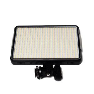 Накамерная светодиодная панель ультратонкая 32Вт 3200-5600К Fotokvant LED-500II PU